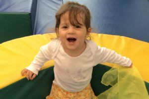 Separating from you at Nursery Introducing the Hug Button