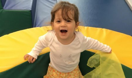 Separating from you at Nursery: Introducing the Hug Button