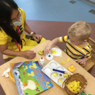 small class sizes top british nurseries in dubai